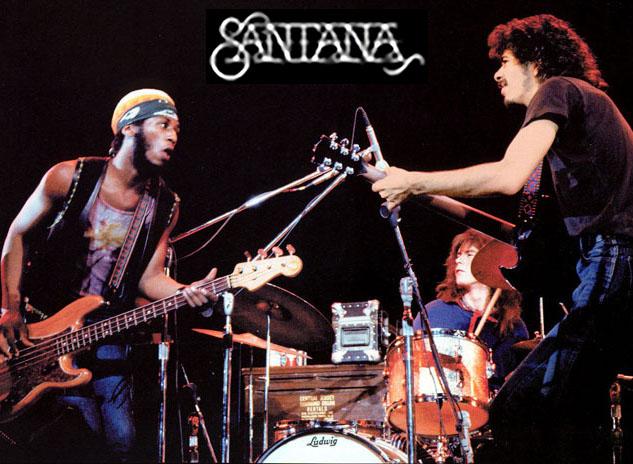 Rock The Bod... Santana Live