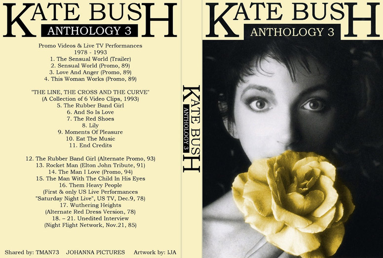 Why kate bush is so proud of her irish roots